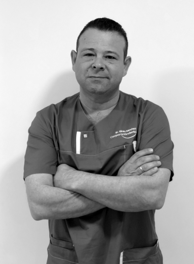 Dr. Ginés Sánchez Pérez